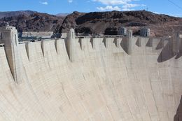 Hoover Dam , fresendiz - December 2015