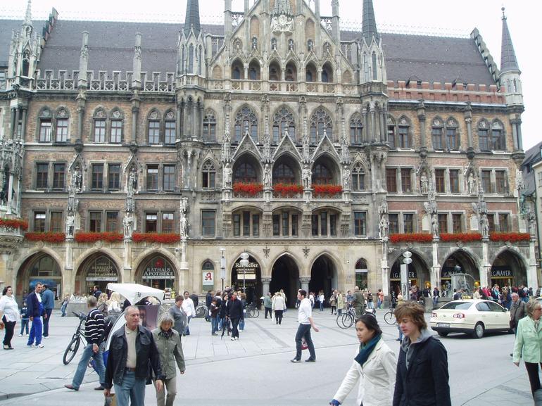 Marianplatz - Munich