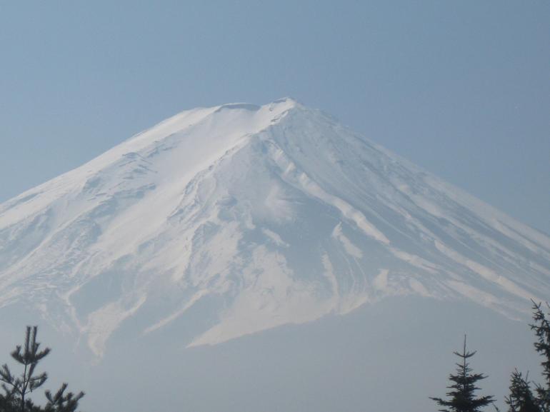 Mount Fuji 24 Feb 2010 - a beautiful day! - Tokyo