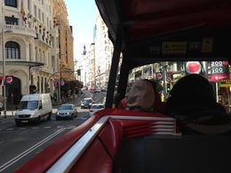 in Madrid streets , Francis H - April 2015