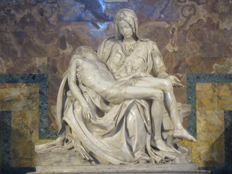 Pieta - Rome