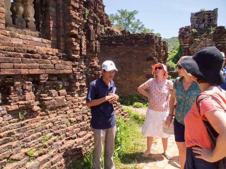 Private My Son tour - Hoi An