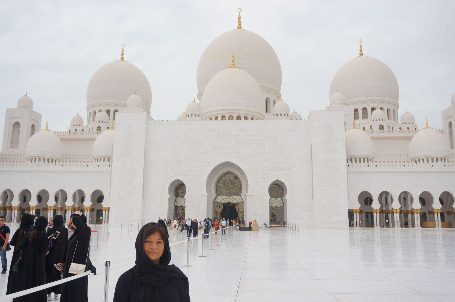 MÁS FOTOS, Visita turística a Abu Dhabi: Mezquita Sheikh Zayed, Heritage Village y el zoco