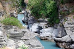 Shotover River, Skippers Canyon - June 2011