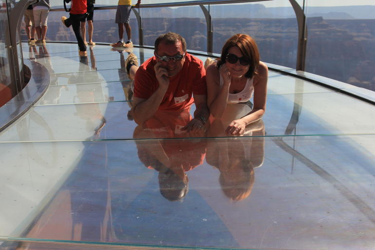 Sky Walk May 2013 - Las Vegas