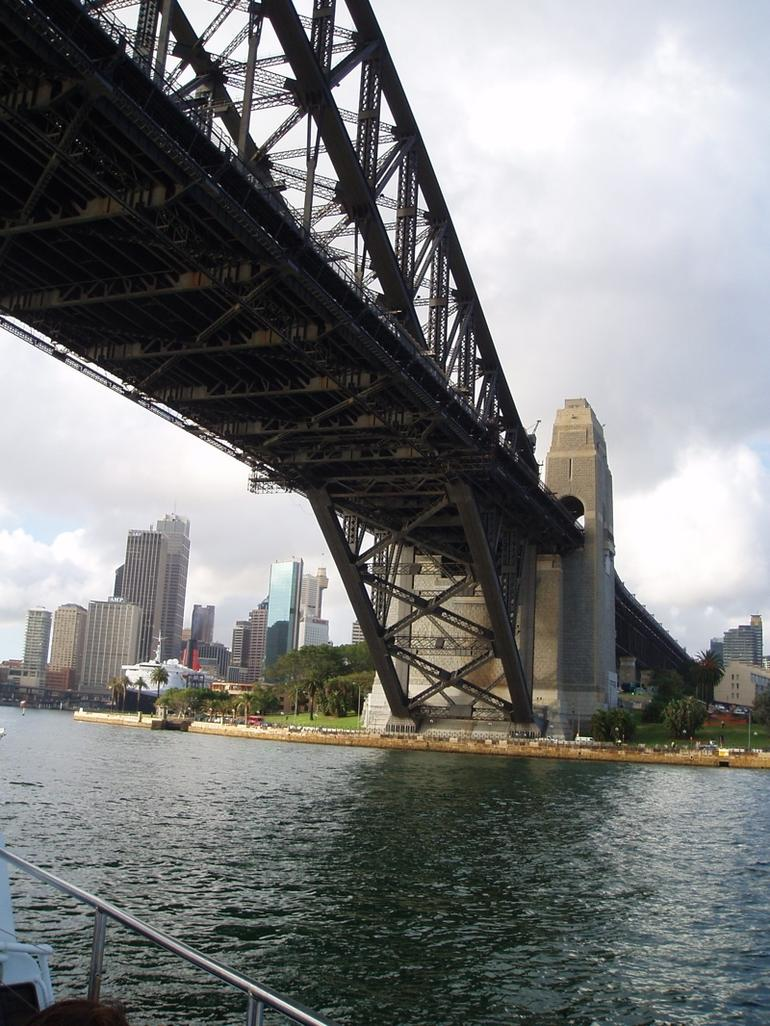 SydneyHarbourBridge3 - Sydney