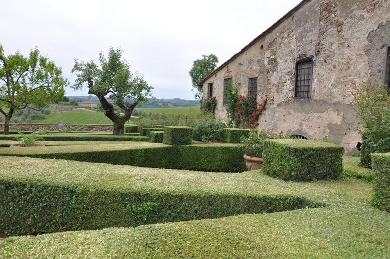 VESPA TOUR CHIANTI WINE REGION - Florence