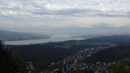 The view at the end of the cable car ride , Greg - October 2014