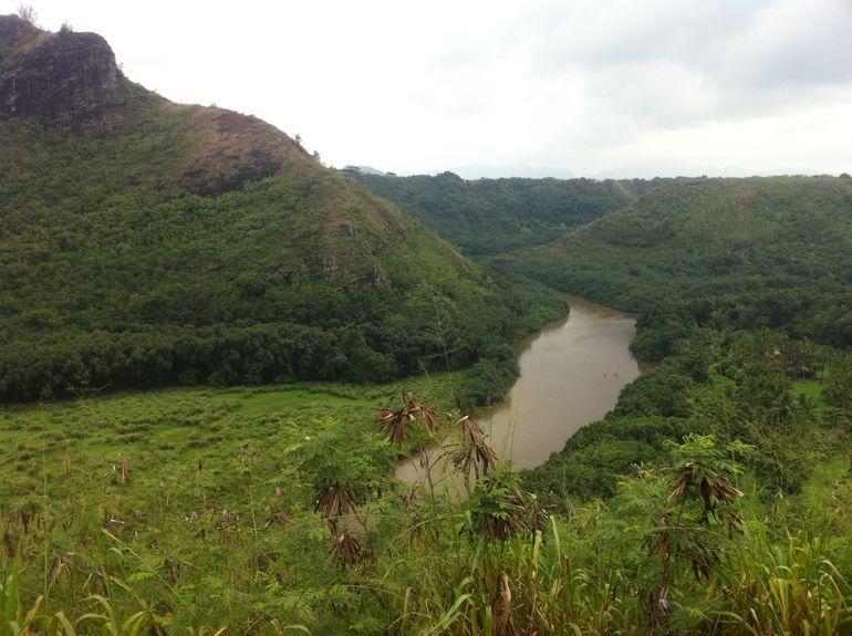 Wailua River - Kauai