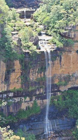 One of the many waterfalls that we encountered. We had our lunch picnic here. , Suhaila M - January 2014