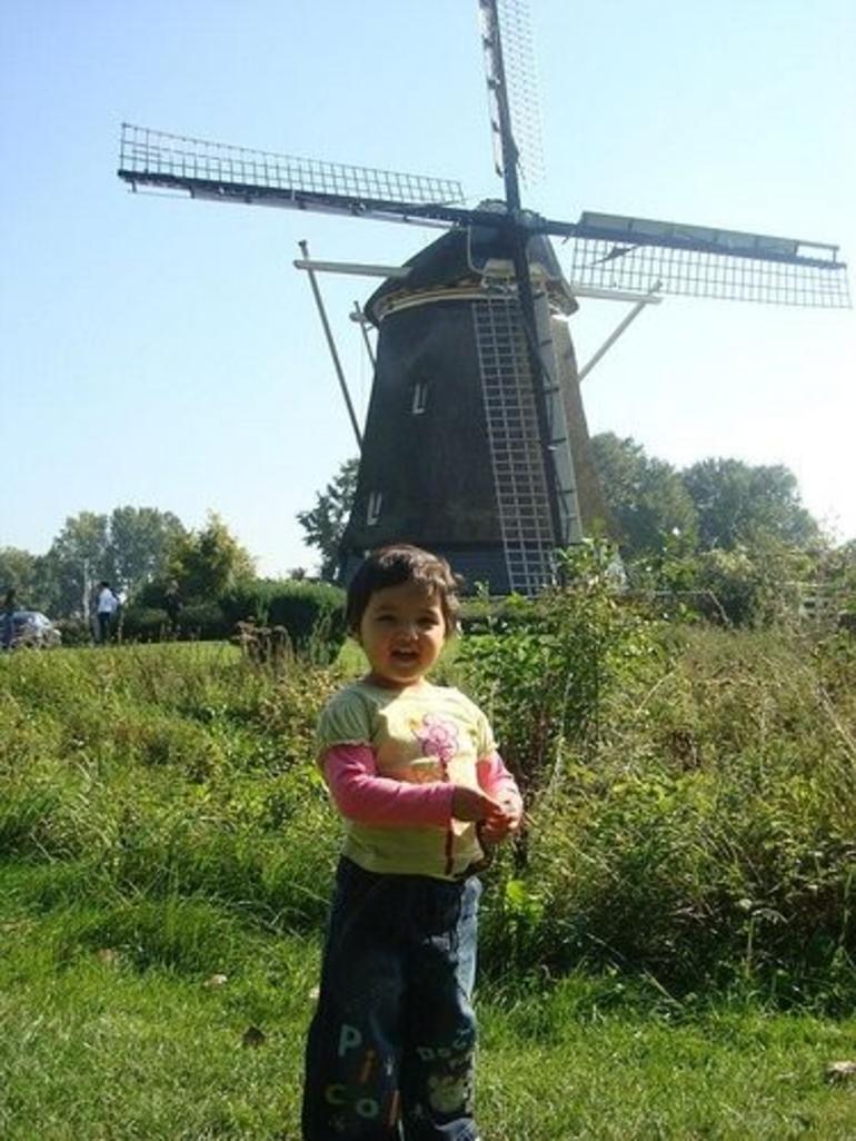 Windmill - Brussels