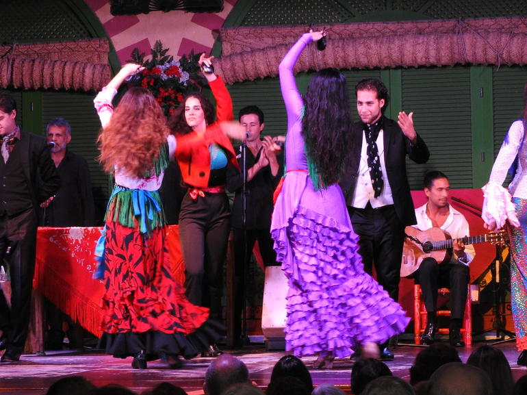 Seville Night Tour with Tablao Flamenco Show photo 17