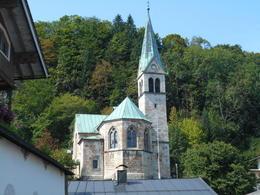 Berchtesgaden - Christuskirche , Joe G - September 2017