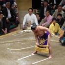 Torneo de lucha sumo en Tokio, Tokyo, JAPON