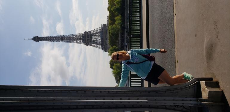 Eiffel Tower Climbing Experience with Guide and Optional Summit Upgrade photo 11