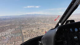 Flying back into Vegas , Paul G - March 2013
