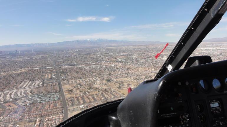 A view of Las Vegas - Las Vegas
