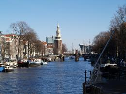 Amsterdam, part of the canal tour., Mihai A - February 2008