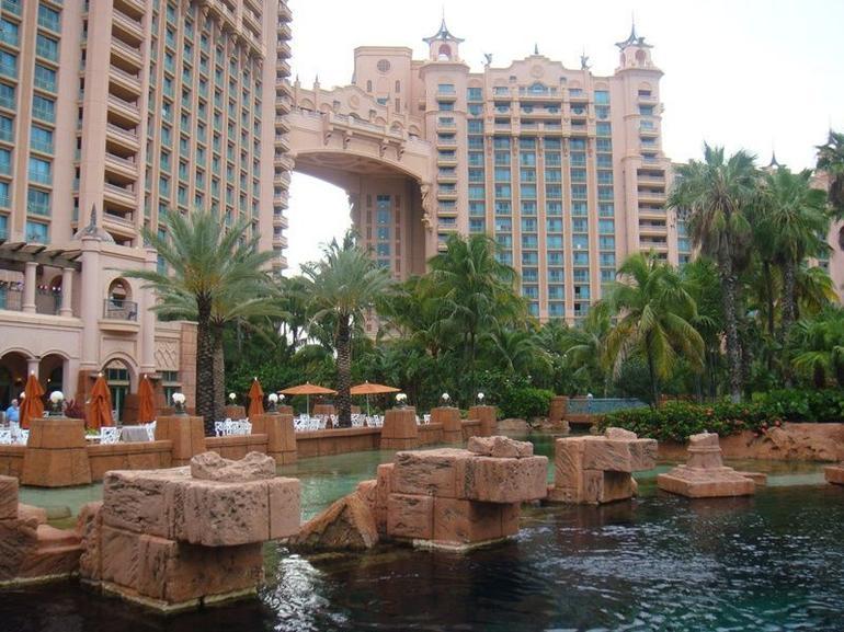 Atlantis Hotel on Paradise Island - Nassau