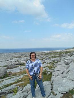 Rocks and sea , Adriana - July 2016