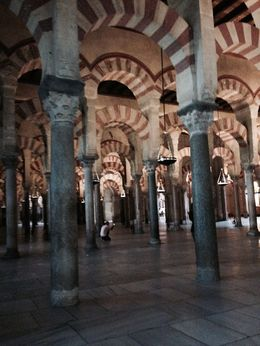 Mosque Cathedral of Cordoba. Amazing. , hilly - January 2016