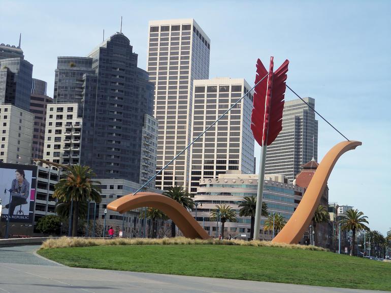 Cupid's Arrow - San Francisco