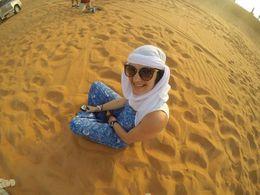 deserto Dubai , Liliana O - June 2016