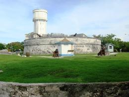 Fort Fincastle , Leah - July 2011
