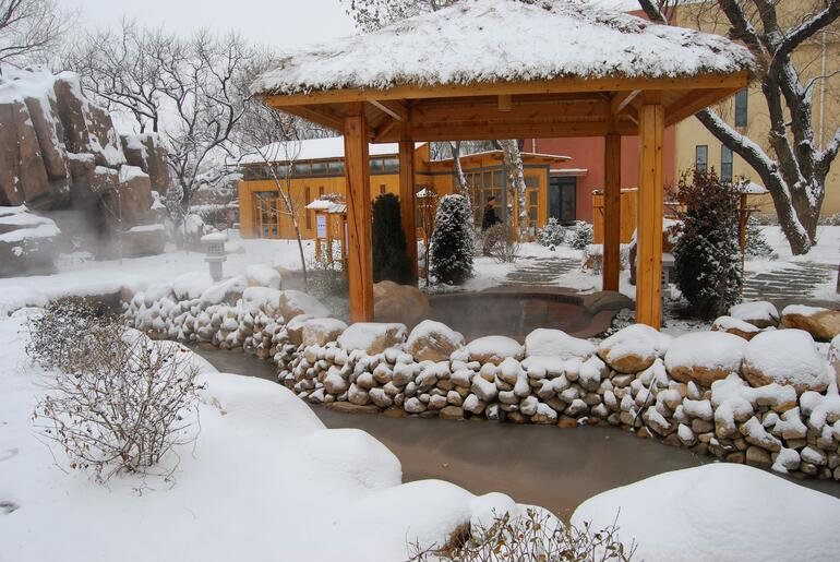 Hot Springs Resort - Xian