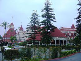 Hotel del Coronado , Leah - May 2011