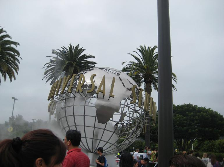 iconic universal studio globe - Anaheim & Buena Park