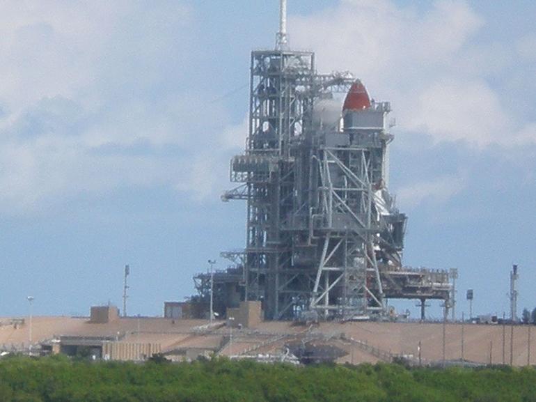 Launch Complex 39 Observation Gantry - Orlando
