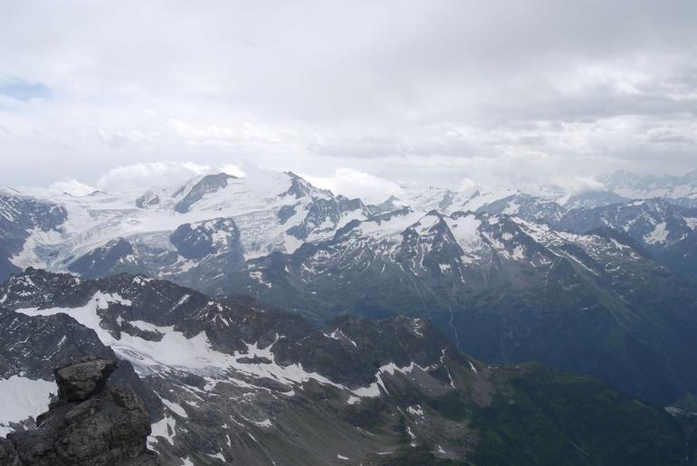 On top of the world Mum - Zurich