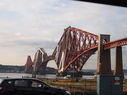 the Forth Road Bridge, Keiko M - September 2010