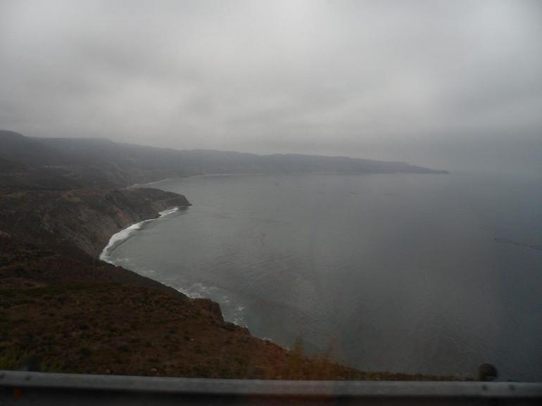 Road trip views. - San Diego