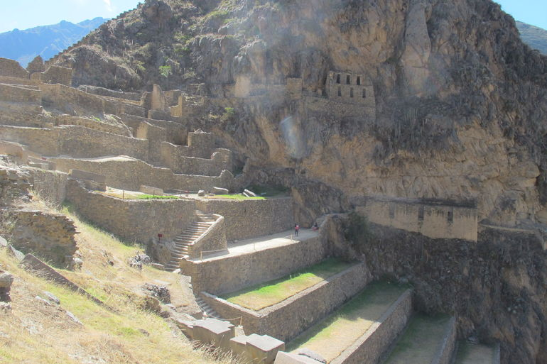 Sacred Valley of the Incas, Pisac, Awanacancha & Ollantaytambo Tour photo 30