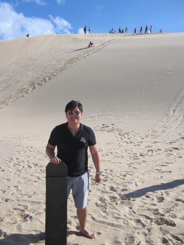Sand Boarding - Sydney