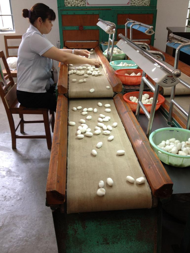 Silk Factory - Shanghai