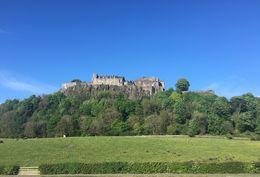 Fotostopp am Stirling Castle , Alina H - June 2016
