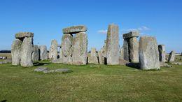 Lovely Friday at Stonehenge . , funjp - August 2016