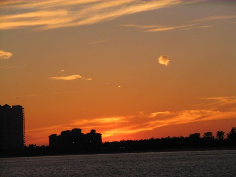 Sunset - Clearwater