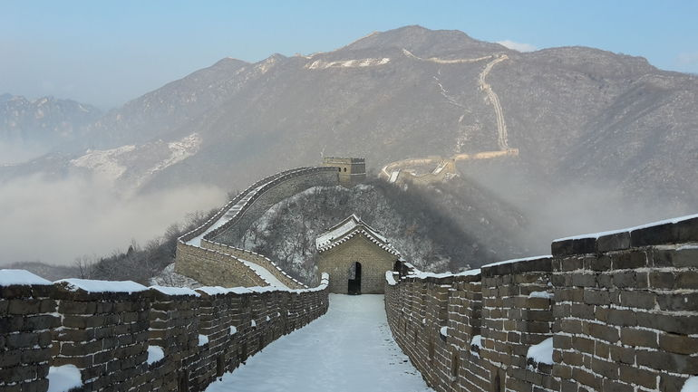 Great Wall of China Small-Group Day Trip from Beijing photo 15