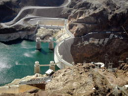 The Hoover Dam , Melissa D - September 2012