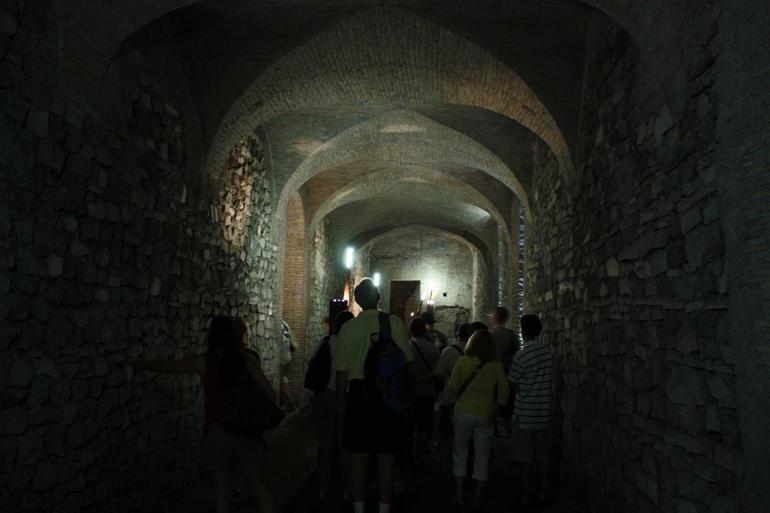 Underground Church - Rome