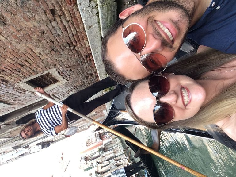 Venice Gondola Ride photo 22