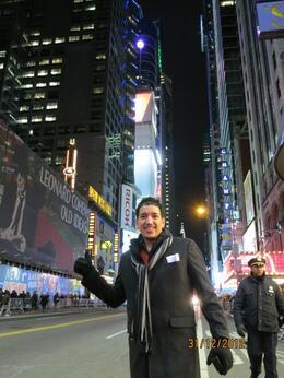 NYC , TAREK S - February 2013