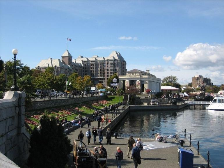 Victoria Harbour - Vancouver