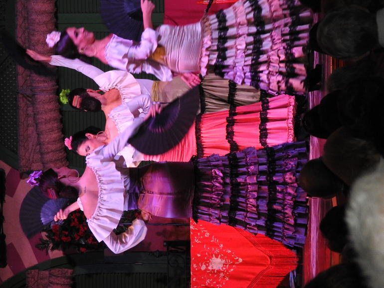 Seville Night Tour with Tablao Flamenco Show photo 16