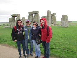 My family at Stonehenge , Julie W - March 2017