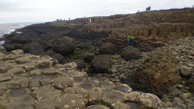 Full-Day Giant's Causeway & G.O.T Experience from Dublin